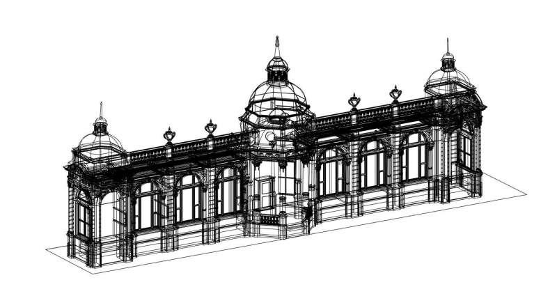 wireframe-tekening-tekenpakket-3d-model