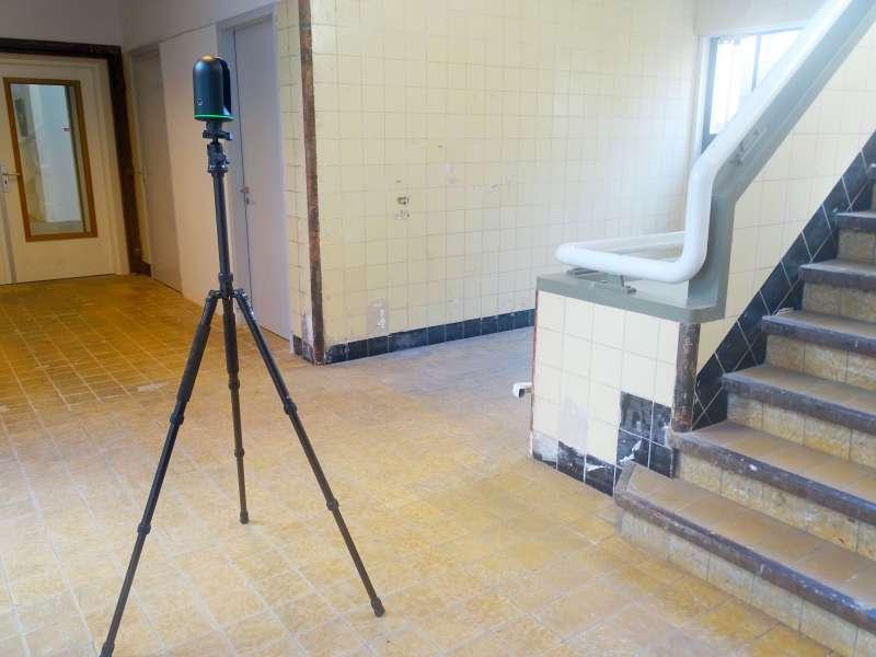 Leica BLK360 3D scanner zelf scannen